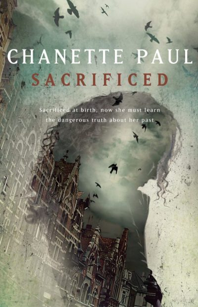 Excerpt from Chanette Paul's Novel <i>Sacrificed</i>